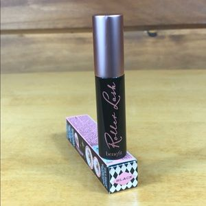 Benefit Makeup - Benefit 💋 Black Roller Lash Mascara NIB Mini